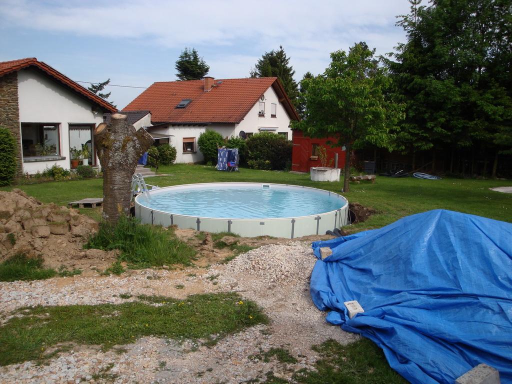 Bau Rundbecken - 500 x 120 cm - Seite 7